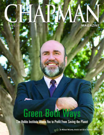 Corporate Executive Editorial Photo Shoot - Chapman Magazine - Chapman University, Chapman Magazine, Hobbs Institute