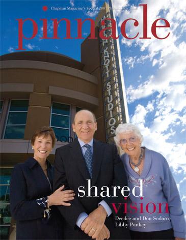 California Executive Editorial Photo Shoot - Pinnacle