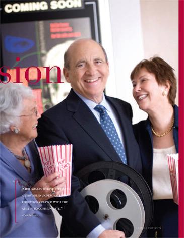 California Executive Editorial Photo Shoot - Pinnacle - Chapman University, Pinnacle Magazine, Marion Knott, Don Sadero