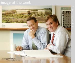 Corporate Executive Group Photo Shoot - Kevin McKinzie, Parker Properties