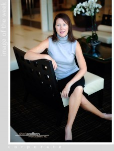 California Executive Portrait - Joyce Westerdahl, SVP of Global Human Resources, Oracle