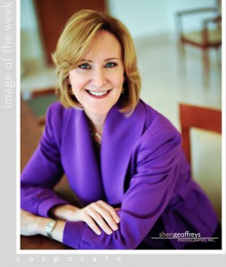 California Executive Portrait - Sheryl A. Bourgeois, Executive Vice President of University Advancement, Chapman University