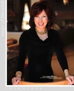 Corporate Business Executive Portrait - Nancy Rench, Vice President, Chicago Title & A National Keynote Speaker