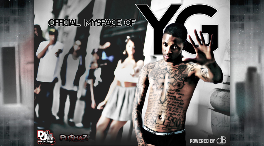 Photographer for Musical Group Photo Shoot - YG, Def Jam