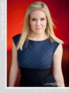 California Executive Portrait - Katy Higgins, Owner & Event Planner, Cosmopolitan Events