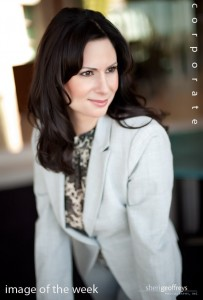 Corporate Executive Portrait - Vivian Soren-Myers, Management Consultant