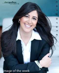 Corporate Executive Portrait - Zaynab Behzadnia, Principal, Lucid Fusion, Inc
