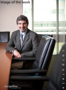 Corporate Business Executive Portrait - David Mirsky, Co-Founder & COO, Pacific Rim Capital, Inc.