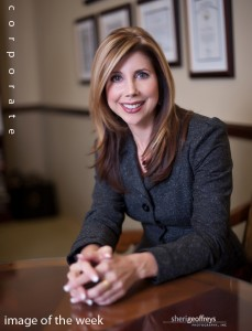 Corporate Business Executive Portrait - Loreen M. Gilbert, President, WealthWise Financial Services