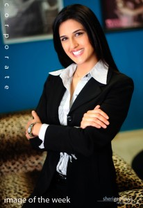 Corporate Business Executive Portrait - Nomi Channapragada-Bui, CEO, Owner, One Stop Beauty Supply & Salon, Inc.
