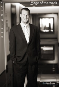 California Executive Portrait - Scott P. Shaw, Shareholder, Call & Jensen, Newport Beach
