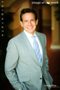 Corporate Business Executive Portrait - Steve Acevedo, CEO, Regatta Solutions