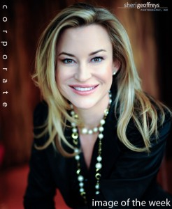 California Executive Portrait - Jamie Blakely, Real Estate Broker