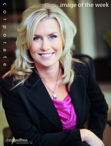 Corporate Executive Portrait - Janie Hanson, Real Estate Portrait