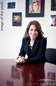 California Executive Portrait - Neda B. Zaengle, CEO, Irvine Public Schools Foundation