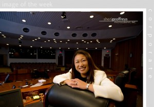 Corporate Business Executive Portrait - Janet Nguyen, Supervisor, First District, Orange County Board of Supervisors