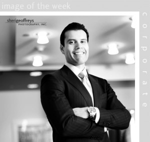 Corporate Business Executive Portrait - Thomas Antunez, CEO