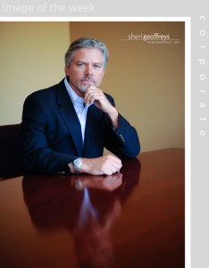 Corporate Business Executive Portrait - Chris Carlson, President & COO at American Towing Alliance