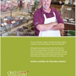 Editorial, City of Ontario Ad Campaign, Logans Candy, The Spaulding Thompson & Associates, spauldingthompson.com