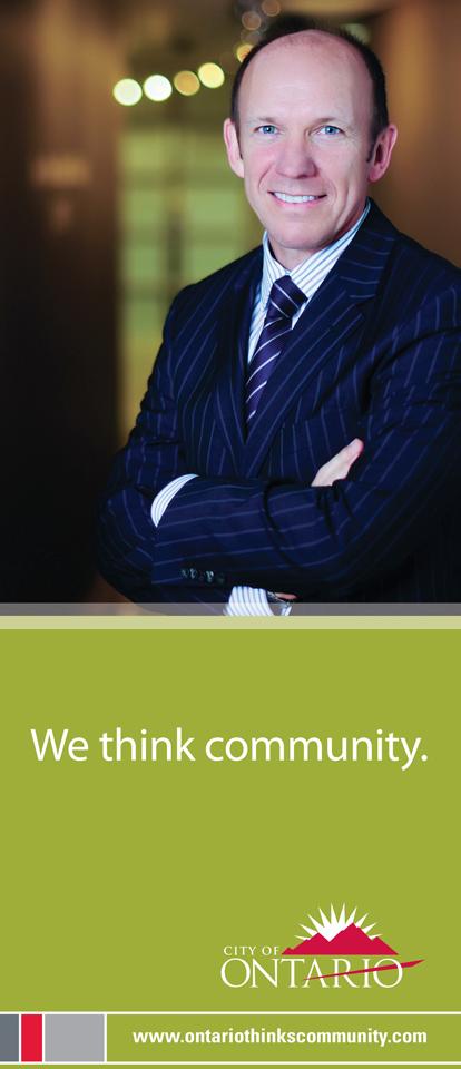 City of Ontario Ad Campaign, Brookfield Company, Executive - Design Firm, The Spaulding Thompson & Associates, spauldingthompson.com