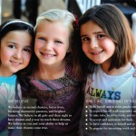 Girls Inc. - Brochure - Editorial Photography
