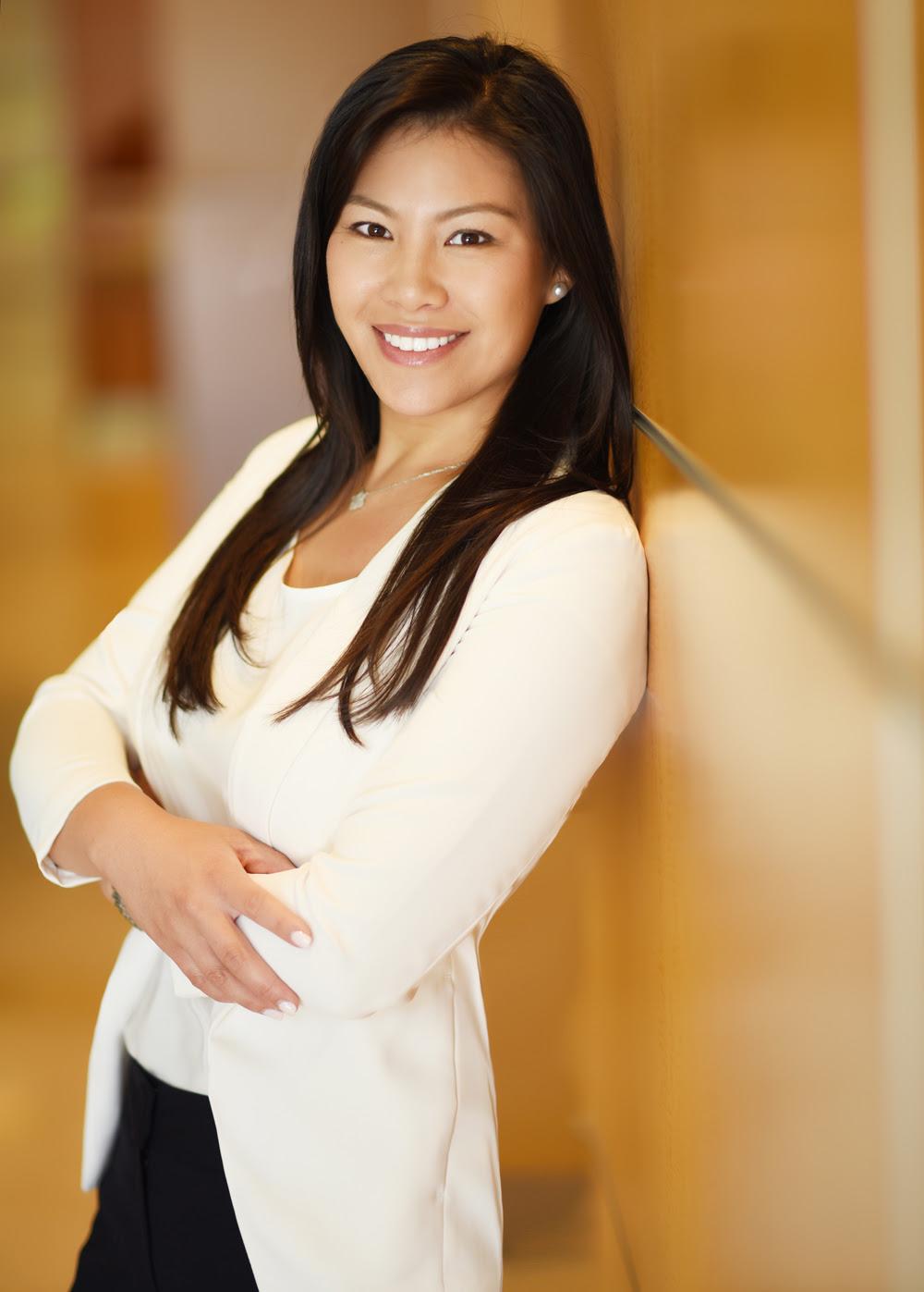 Angeline Ahn, Vice President - Pacific Coast Title Company
